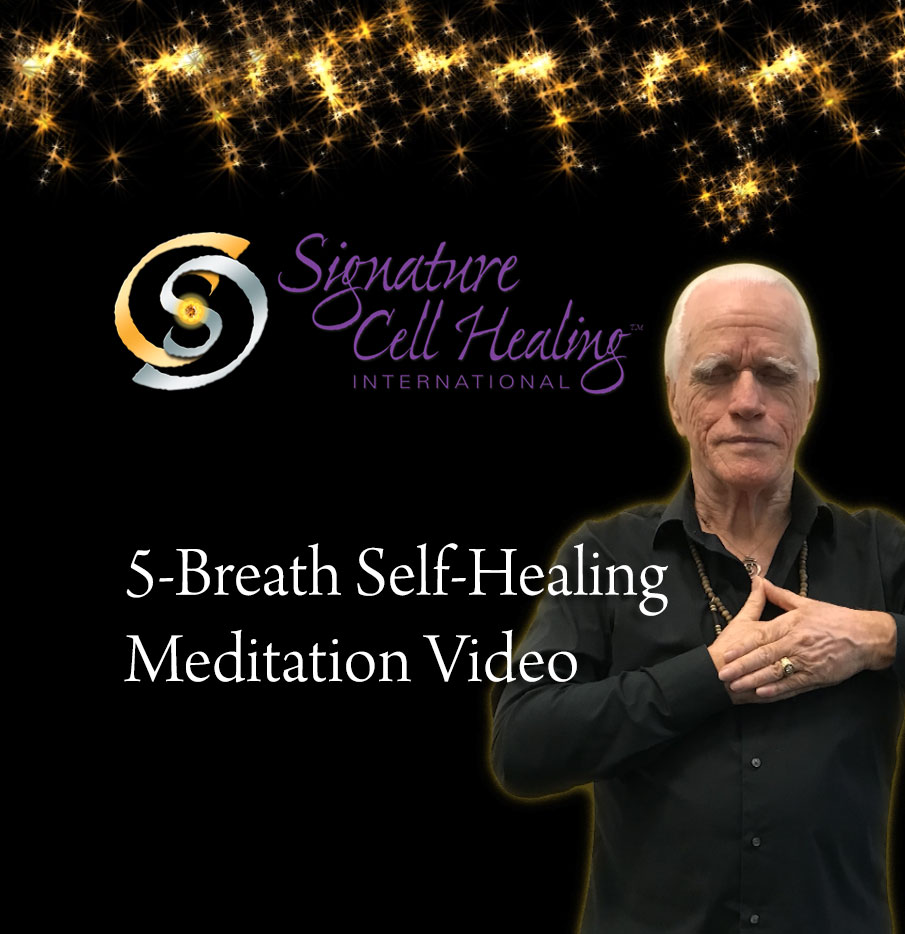 5Breath SelfHeal Meditation - Home Page