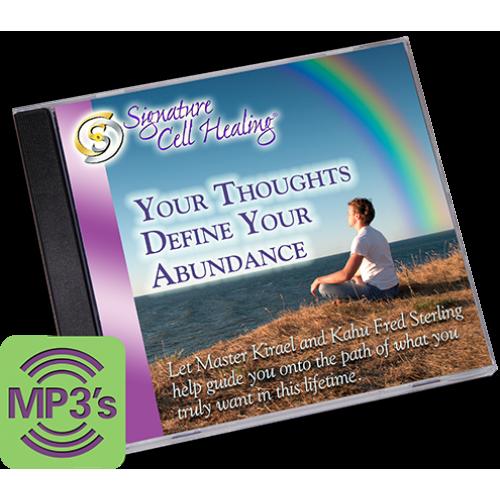 77 0502 895 MP3 Thoughts Define Abundance 500x500 1 - Your Thoughts Define Your Abundance