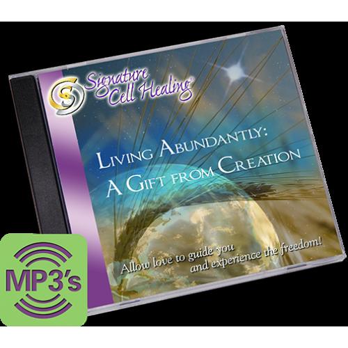 77 0602 895 MP3 Living Abundantly 500x500 1 - Living Abundantly: A Gift from Creation