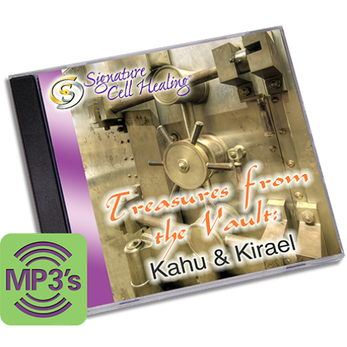 77 0612 895 Treasures from Vault Kahu Kirael 500x500 1 - Treasures from the Vault: Kahu & Kirael