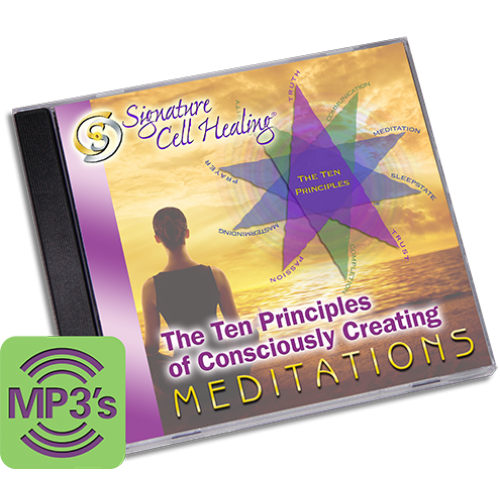 77 7331 MP3 10P of Consc Creating Meds 500x500 1 - The Ten Principles of Consciously Creating Meditations