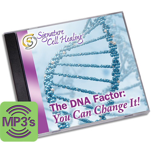 771105 MP3 The DNA Factor 500x500 1 - The DNA Factor - You Can Change It!