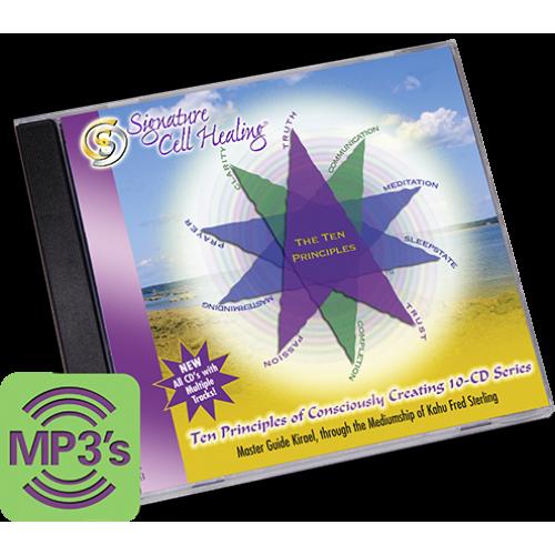 779901 MP3 10Ps Consc Creating 10 Recs 500x500 1 - Ten Principles of Consciously Creating - Full Course Audio Recordings