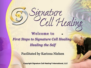 FirstStepsOnlineSeries 300 - First Steps to Signature Cell Healing