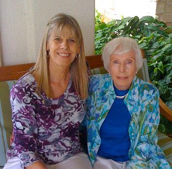 Karinna and Aileen Healing Success - My Mom's Healing