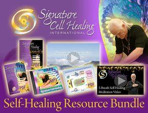 Self Healing Resource Bundle short 300x230 - First Steps to Signature Cell Healing