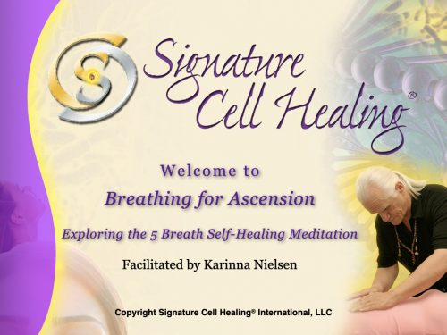BreathingForAscension Video 500x375 - Breathing for Ascension Video - Explore the 5 Breath Self-Healing Meditation